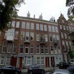 Amsterdam, attico rinnovato in Vondelbuurt