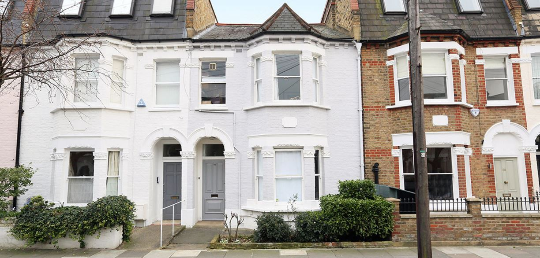 Londra, Fulham, grande casa vittoriana in prestigiosa area residenziale
