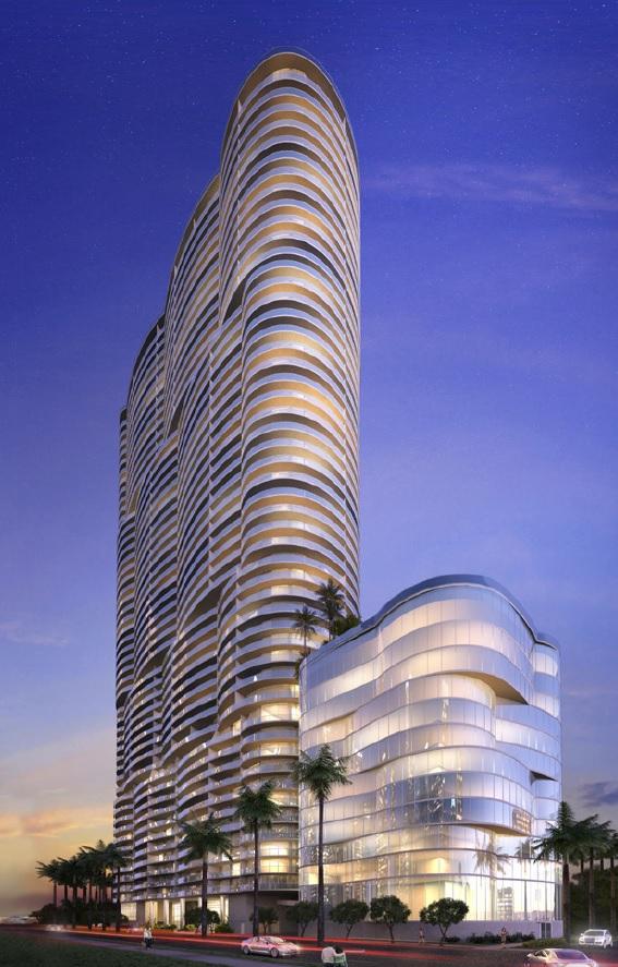Miami, appartamenti in nuovo complesso residenziale nel cuore della città
