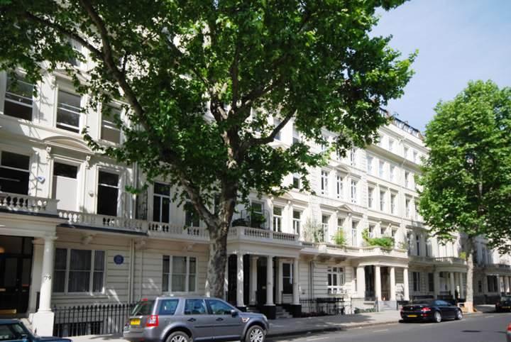 Londra, South Kensington, bel trilocale in vendita