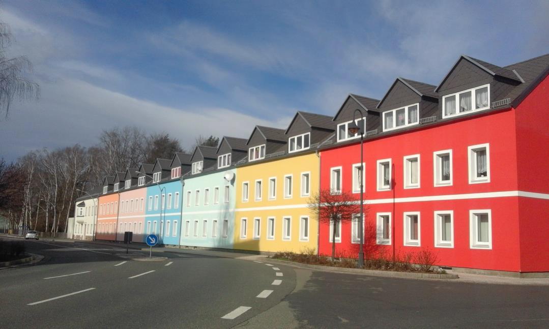 Sassonia waldheim rendita 9 complesso residenziale con for Vendita appartamenti amsterdam