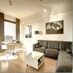 Bruxelles, Brugmann. Appartamento con due camere e terrazza in vendita