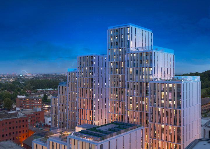 Harrow Square, lussuosi appartamenti in vendita