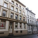 Wuppertal, palazzo storico affittato in zona centrale