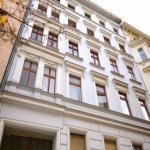 Berlino, Kreuzberg, appartamento libero in edificio d'epoca