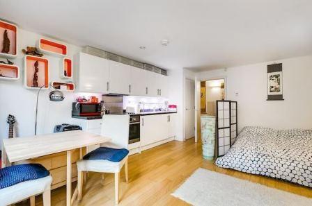 Kensington, monolocale in moderna palazzina in vendita