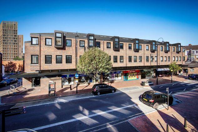 Appartamenti nel nuovo progetto residenziale di Purley