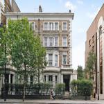 Londra, Earls Court, elegante bilocale in palazzina Vittoriana