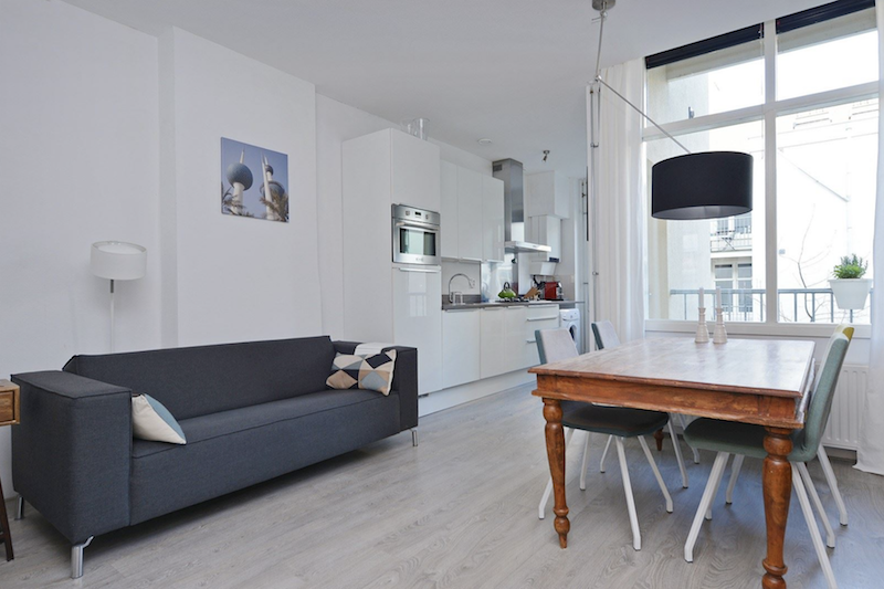 Amsterdam ottimo affare vicino westerpark global immobili for Vendita appartamenti amsterdam